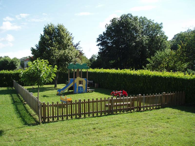 parc d'attraction jardin